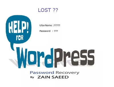 Recover Your WordPress Password In 10 Minute