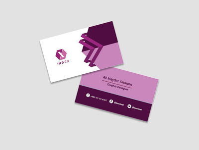 Design awesome business card for your business