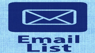Give you over 500,000 email list from the UK
