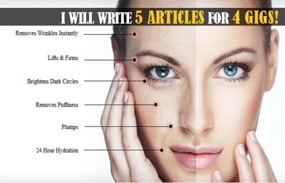 Write 500 Word BEAUTY, Skin Care Or Skin Problem Article