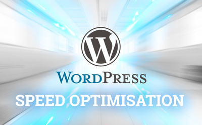 Optimise your Wordpress website to improve your website speed for SEO.