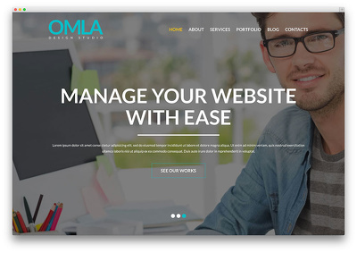 Design & develop responsive fast loading and secured website in WordPress/CMS