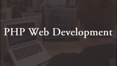 Create php  web applications for you
