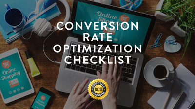 Send you my Conversion Rate Optimization Checklist