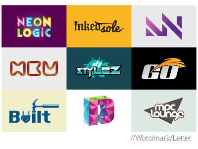 Design creative logo concepts with unlimited amendments, Favicon &  business card