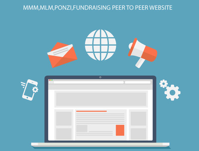 Develop P2P Fundraising Donation Website