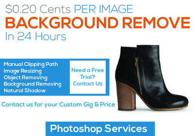 Remove Background Of 50 Simple Images in 24 Hours