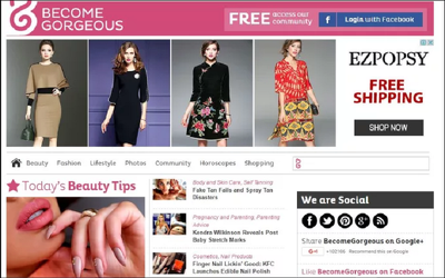 Guest Post On Become Gorgeous Fashion And Beauty Blog