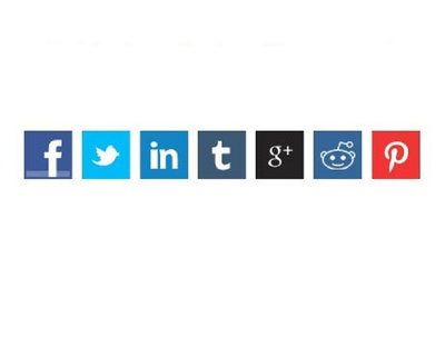 Add social media share buttons to your existing website
