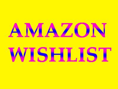 Do SEO friendly keyword based Amazon 500 wishlist (Amazon&TOS friendly)