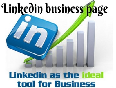 Create professional Linkedin Business Page