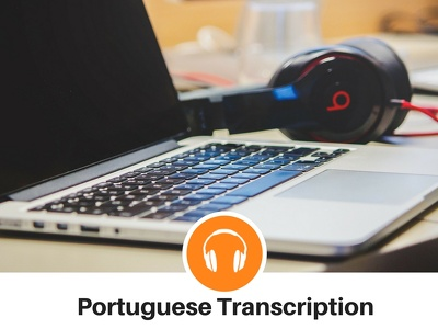 Transcribe 60 minutes of European Portuguese audio
