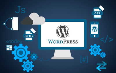 Create a visually stunning wordpress website