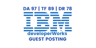 Publish a guest post on IBM developerWorks blogs - DA97, TF89, DR78