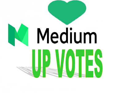 Give you 250 Medium up votes on your online contest.