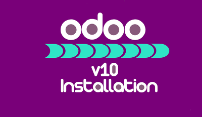 Install odoo v10 in your system