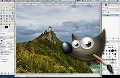 Give you GIMP Image editor v2.8.18