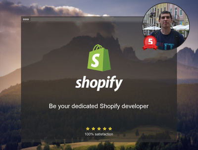 Be Your Dedicated Shopify Developer 2 hours