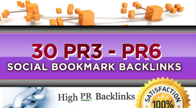 Provide Manually submit your site to 15 PR-3 to PR-6