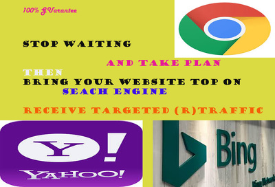 Create An Actionable SEO Report Plan To Rank High On Google, Yahoo, Bing
