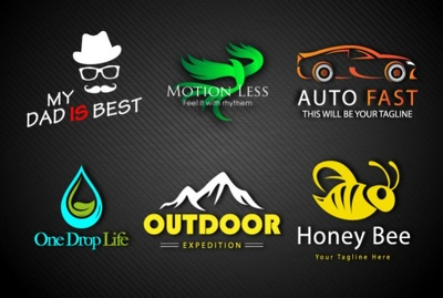 Design 2 Professional and Crisp Logos