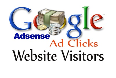 50 Real Target Human google Adsense adds click on website or youtube ads with real