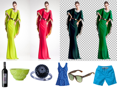 """Background Remove/Cut out-up to-50 Images for """"E-Commerce Website/Others"""""""