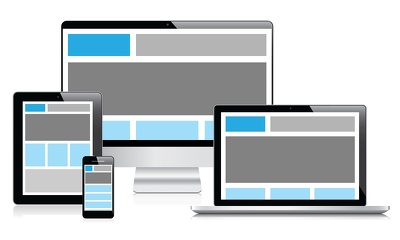 Create your business website which is packed with mobile friendly and SEO features