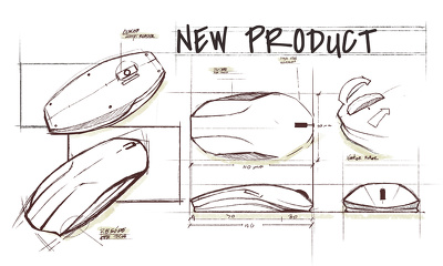 Create exciting concept sketches for your new idea.