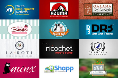 Design your logo, letterhead, compliment slip and business card + Free Favicon