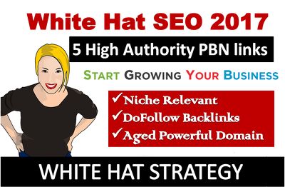 Do 5 High Trust Flow Niche Relevant PBN Backlinks