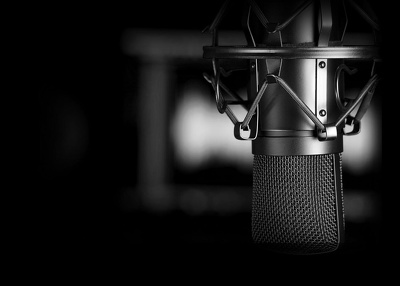 Record a Professional British or American Voice over of up to 200 words