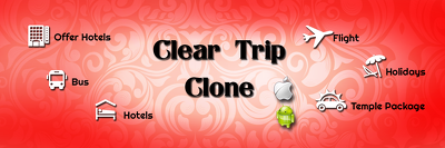 Design Clear Trip Bus Booking Script