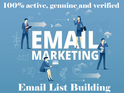 Collect 1000 email list, lead generation and data mining services