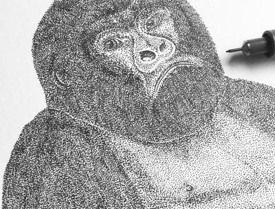 Create an animal illustration/pet portrait