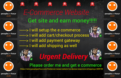 Create A Ecommerce Site