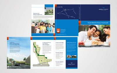 Design 3 fold brochure