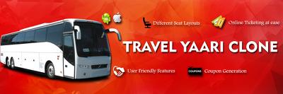 Design Travel Yari Bus Booking Script
