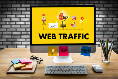 Drive Unlimitted REAL Human Targeted Traffic to Your Website For Top Google Rankings.