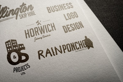 Design a memorable, eye-catching business logo + unlimited revisions within 48 hours