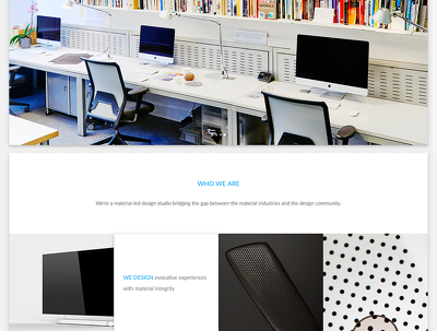 Design and develop a pixel-perfect website for your business