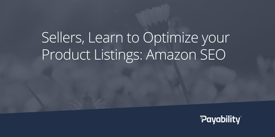 Optimise your listing and created Advertising on Amazon