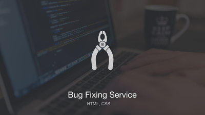 Fix Your Website  HTML / CSS Bugs
