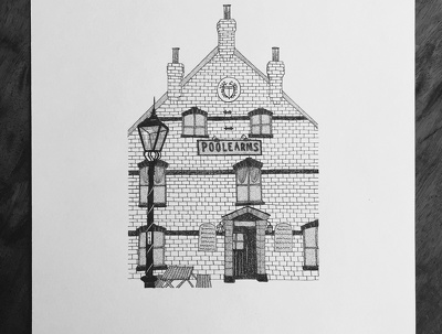 Create a custom house illustration