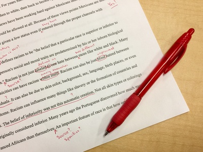 Proofread your 1000 word short story