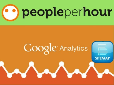 Setup professionally google analytics & webmaster tools and Sitemap