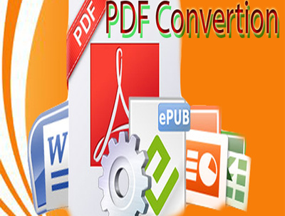 convert scanned copy or PDF  files in to word excel or any format