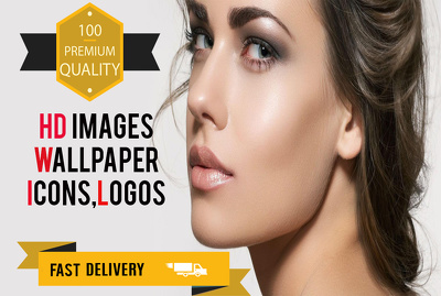 Provide Any HD Image And Graphics For Your Website or apps