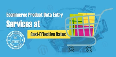 Do Ecommerce Product Data Entry of upto 50 products.