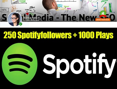 play your Spotify song 1000 times to boost your popularity and Spotify rankings
